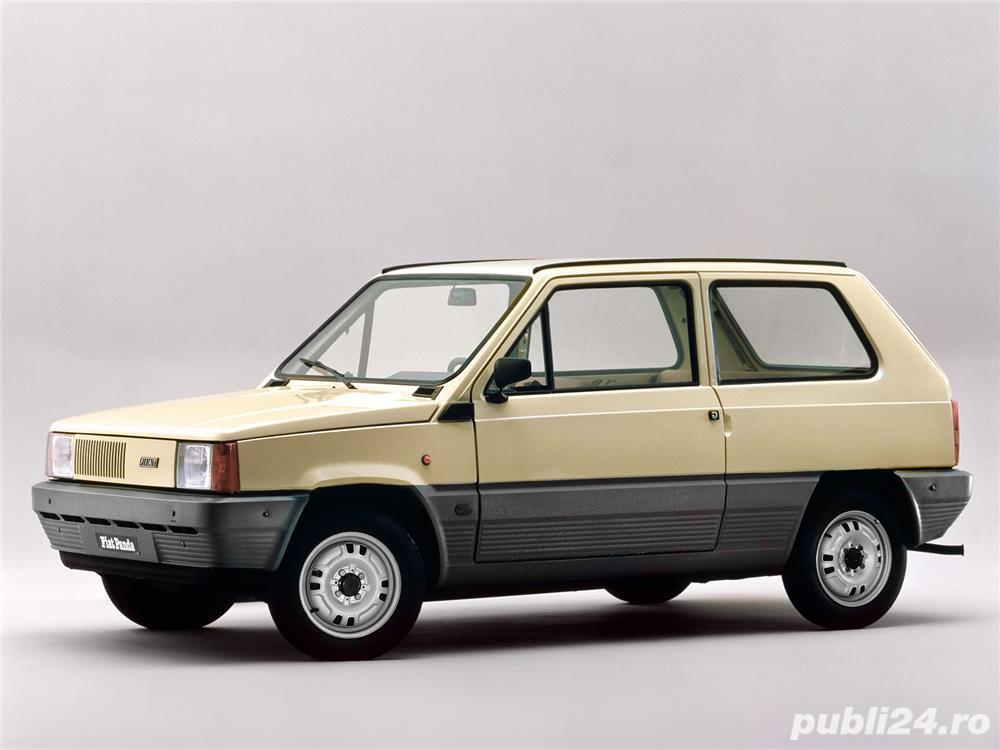 Piese diferite pentru Fiat Panda I (fabricat pana in 2002) si Seat Marbella / Terra