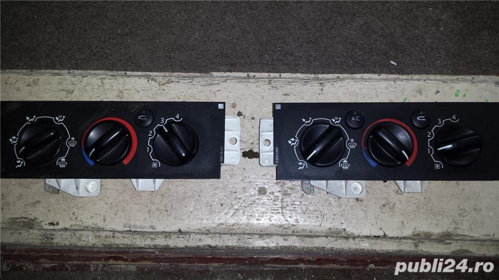 Comanda caldura ventilatie renault master