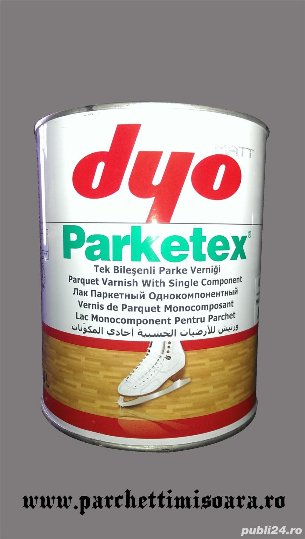 Lac parchet Dyo parketex