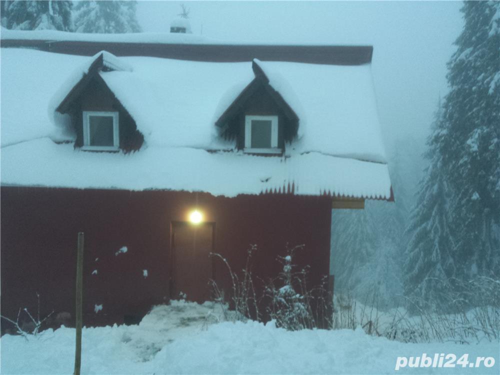 Casa vacanta  statiunea de ski Straja jud. Hunedoara