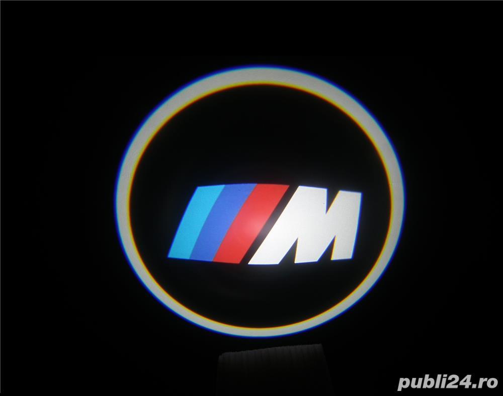 Led holograma logo BMW M 10 w High Power Tec - LHL26665