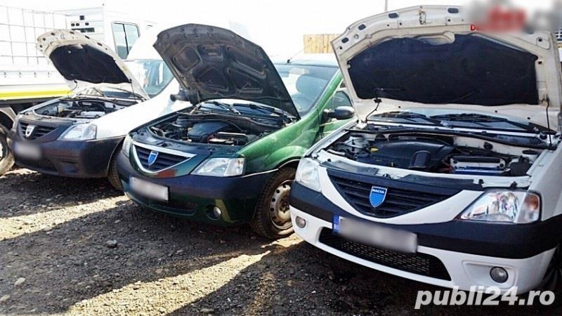 Dezmembrari Dacia Logan 2005 - 2014- Piese La Preturi Promotionale