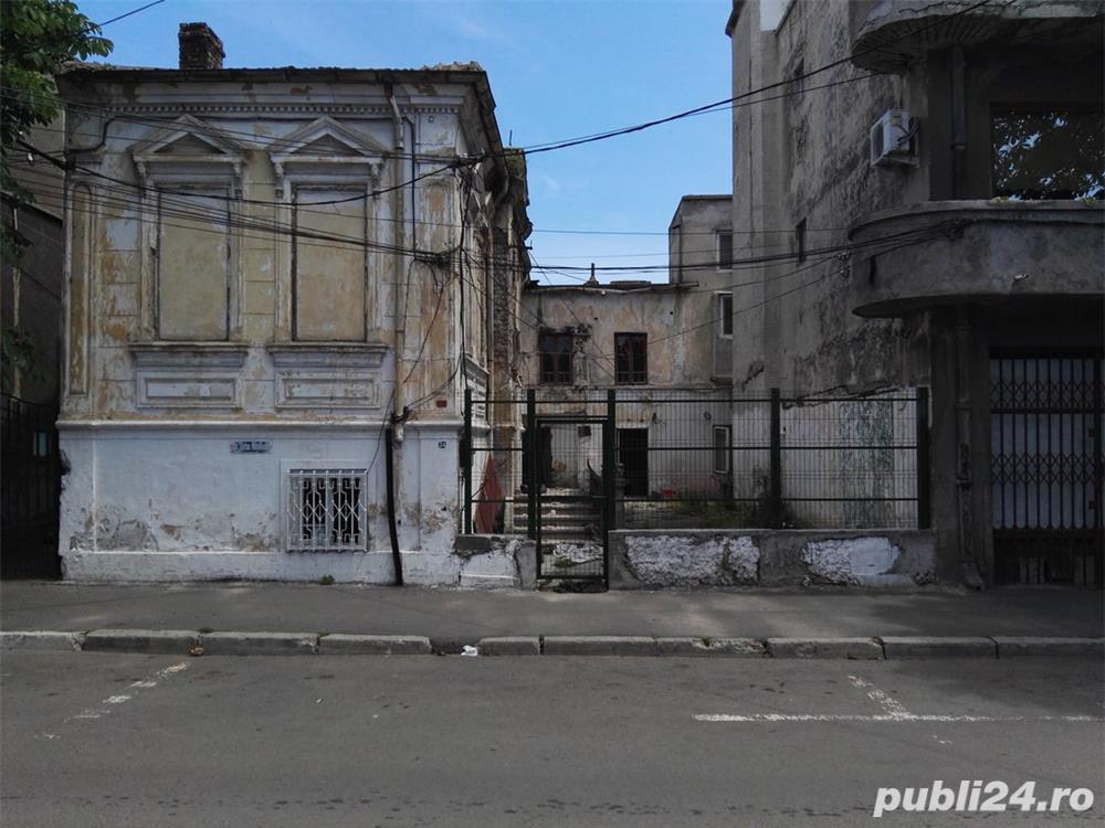 Ultracentral (str. Mihaileanu) – Teren intravilan - 210 mp