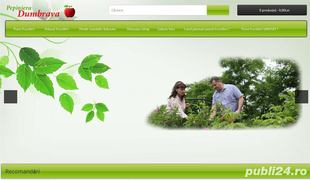 Pomi fructiferi GRATIS