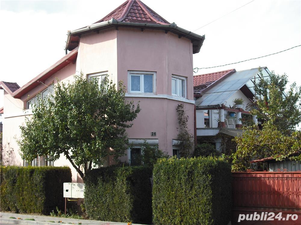 Casa cu etaj , Ludus / central