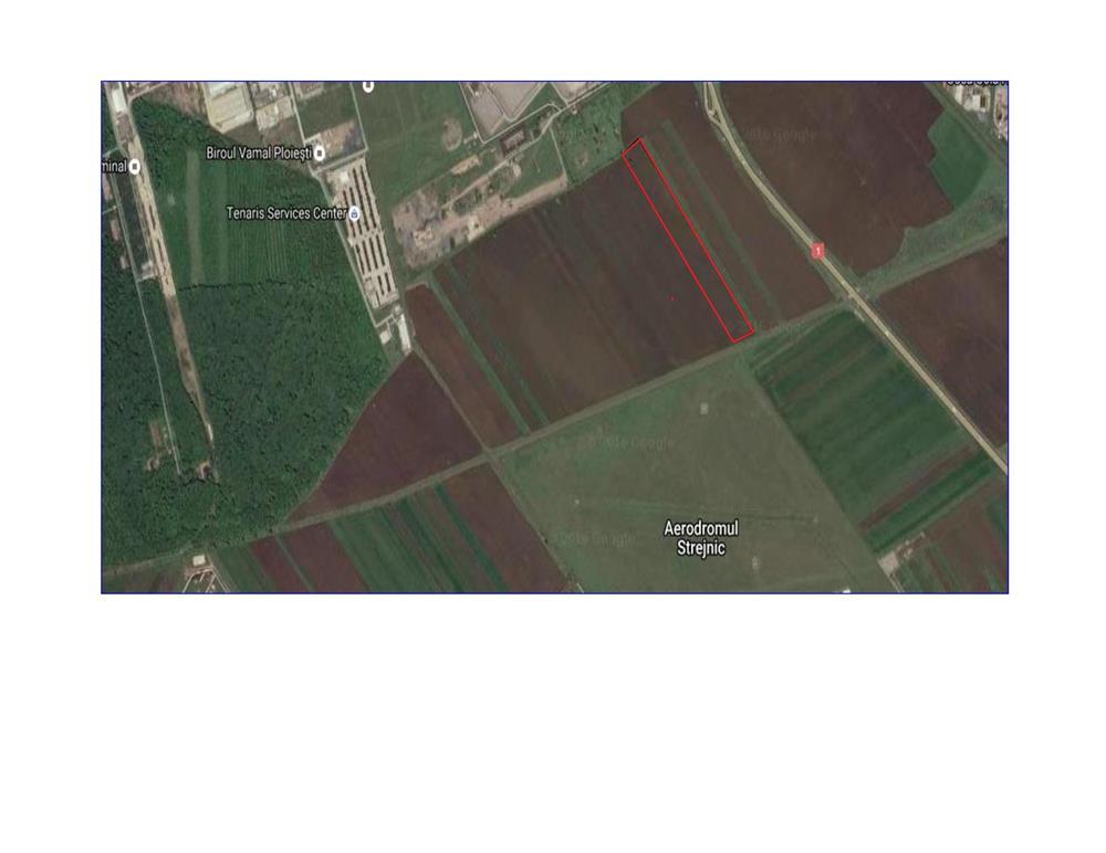 teren intravilan 14000 mp, zona Parc Industrial Ploiesti