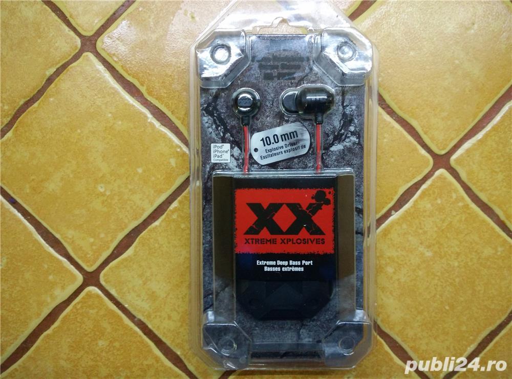 Casti JVC HA-FX1X  (sigilate in blister)