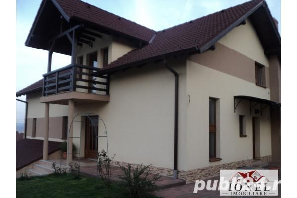 Vila noua de vanzare in Alba Iulia -6 camere -500 mp teren