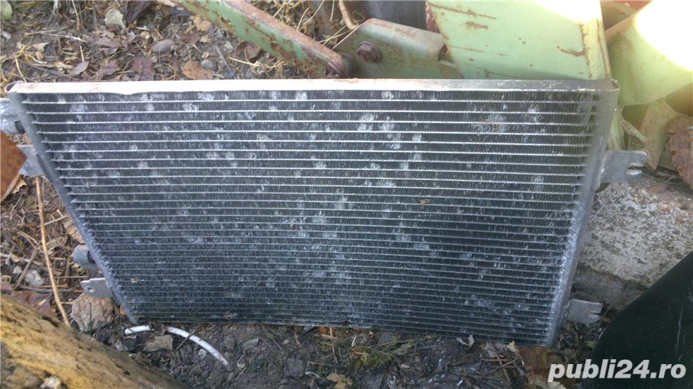 Radiator de AC de logan