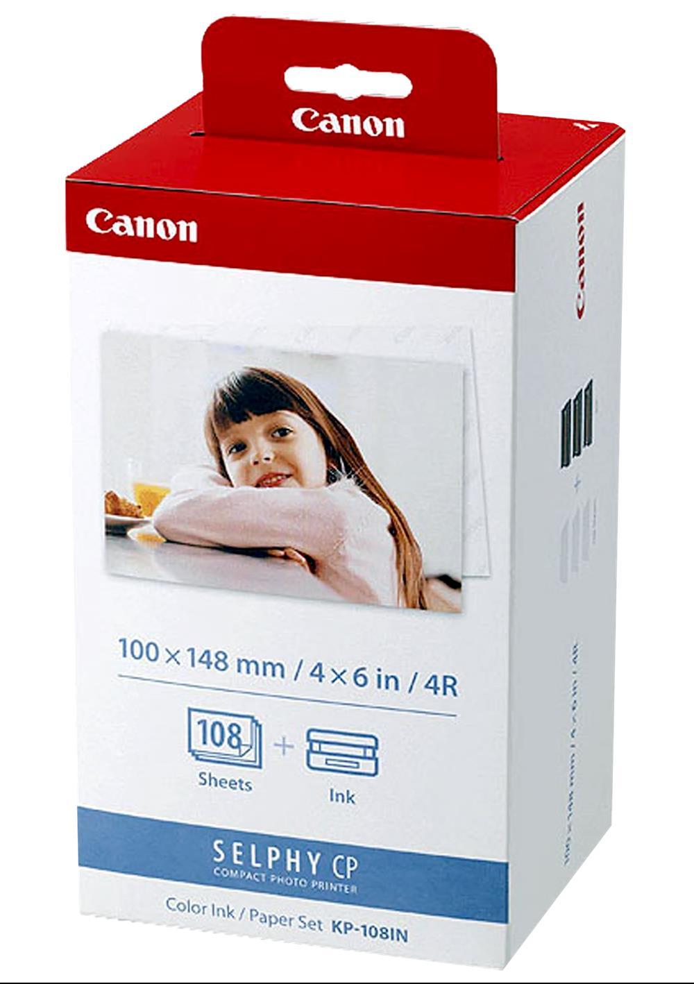 Hartie Foto Canon Selphy KP-108 in