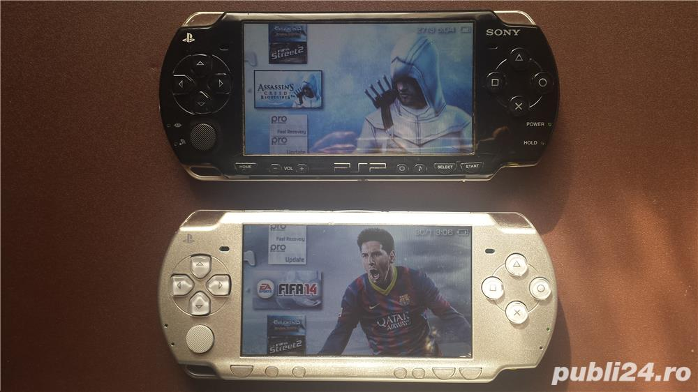 PSP cu 70  de jocuri