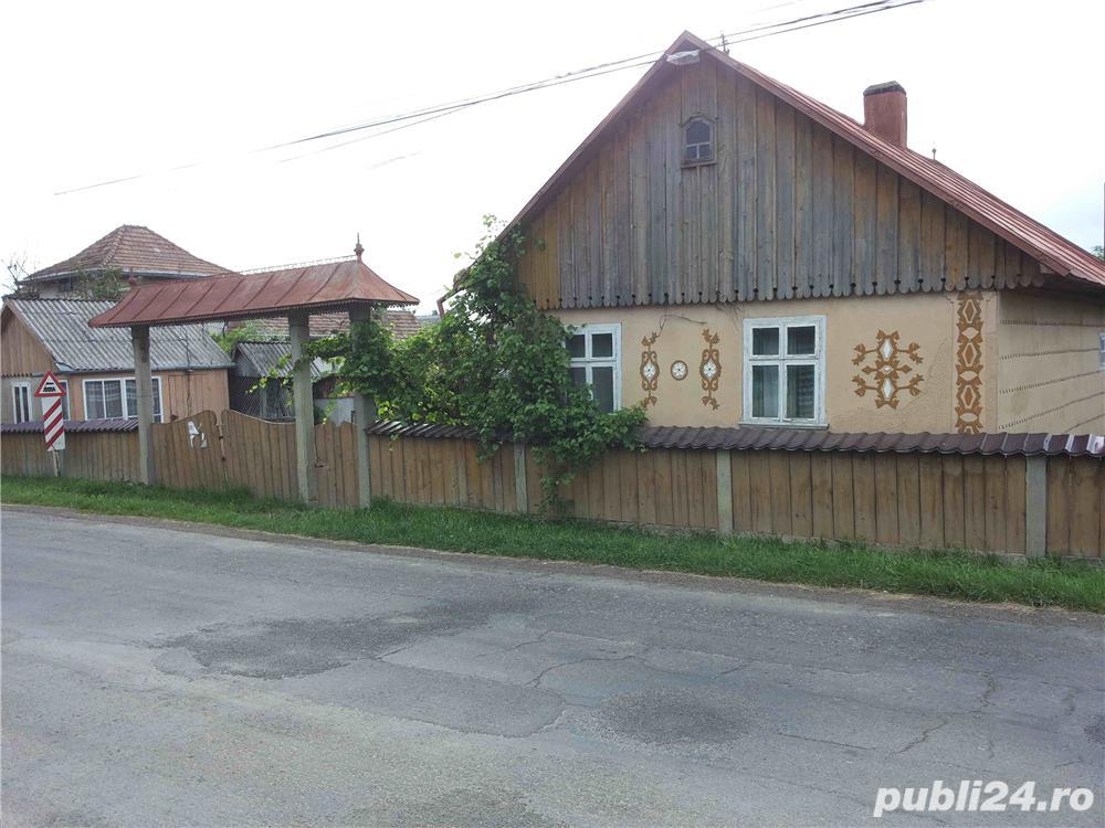 Casa+teren total 20 ari Darmanesti, Suceava