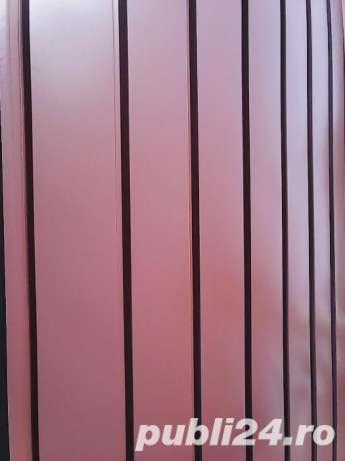 Lichidare stoc tabla / sipca metalica gard cu livrare saptamanal. Producator