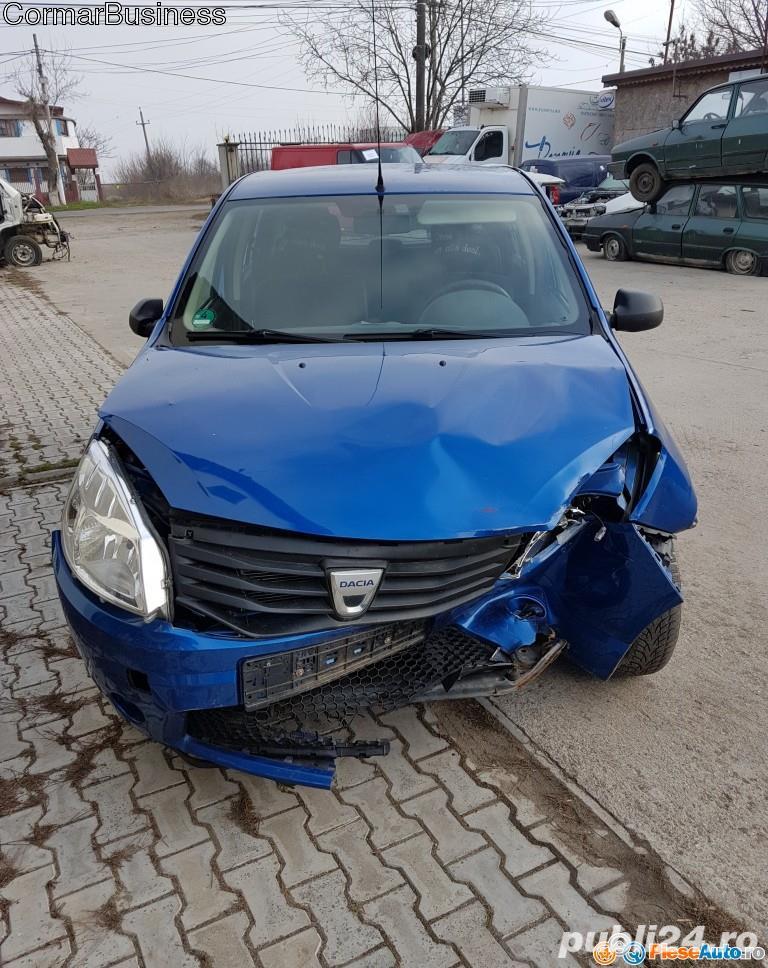 Dezmembrari Dacia Logan Sandero-1.2 44.00km/Sabareni/Crevedia/Buftea