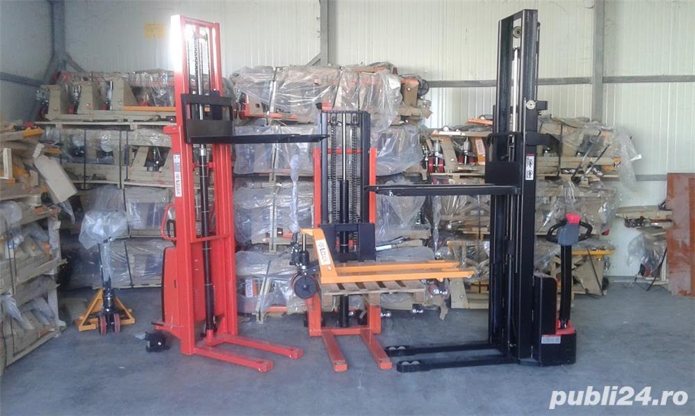 transpalet manual ieftin 2 tone la pret mic