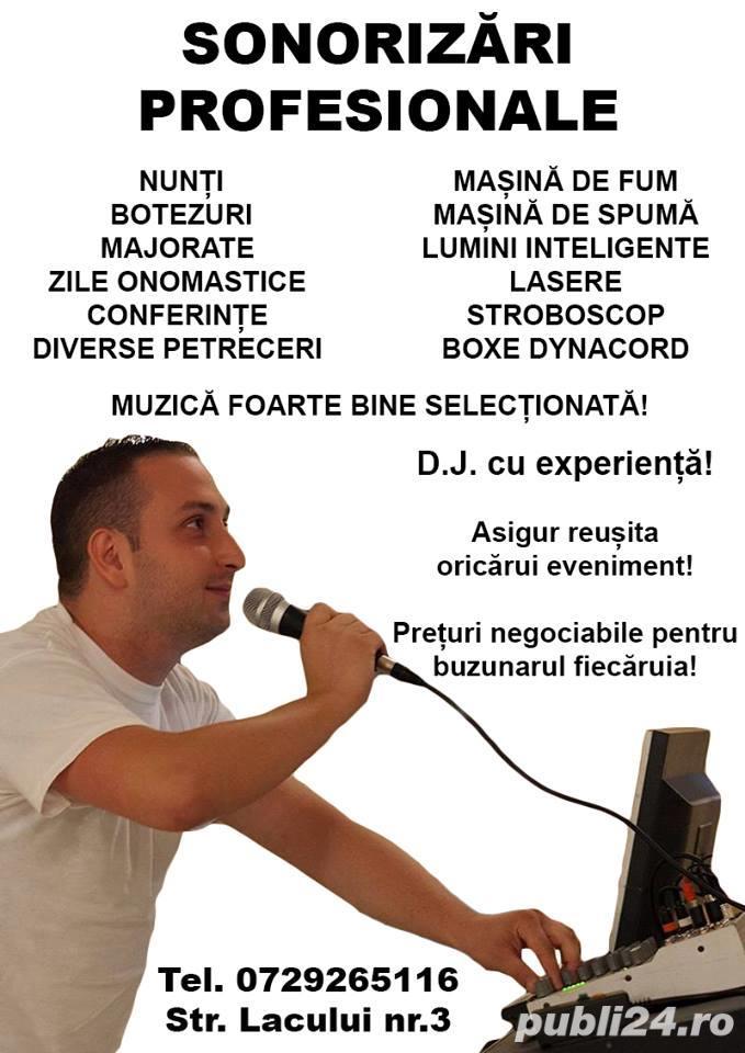 DJ Nunta - Botez - Majorat (Foto-Video full HD)