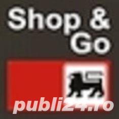 Sef Magazin/Casier / Lucrator Comercial Mega Image Shop&Go Fundeni