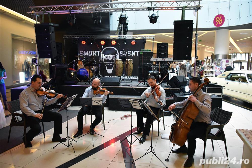 Cvartetul de coarde PROFCAFE STRINGS