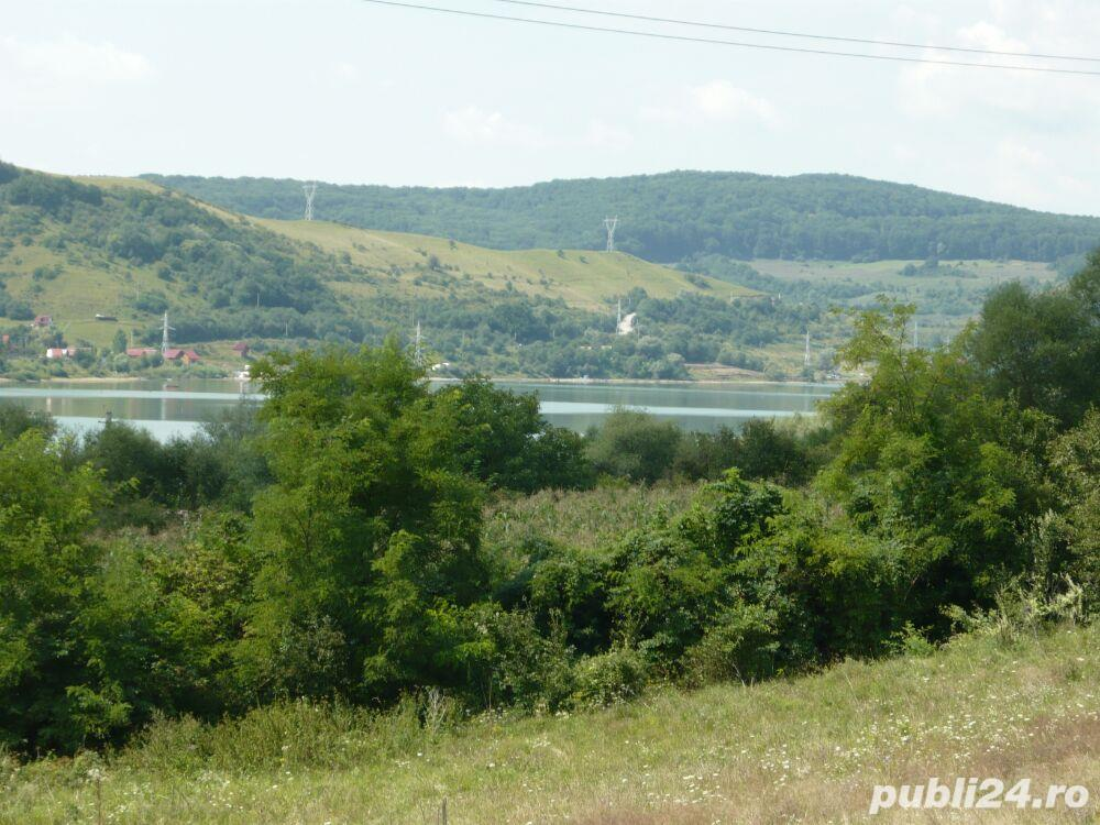 schimb cu masina sau vand teren langa lacul Bezid jud. Mures