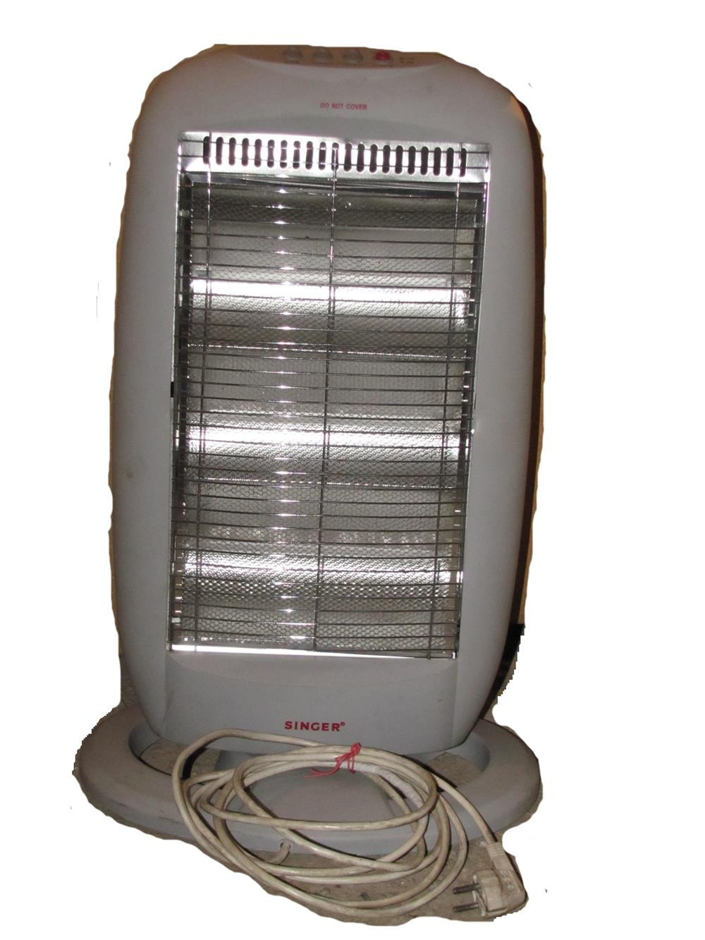 radiator electric cu baleiaj, marca SINGER