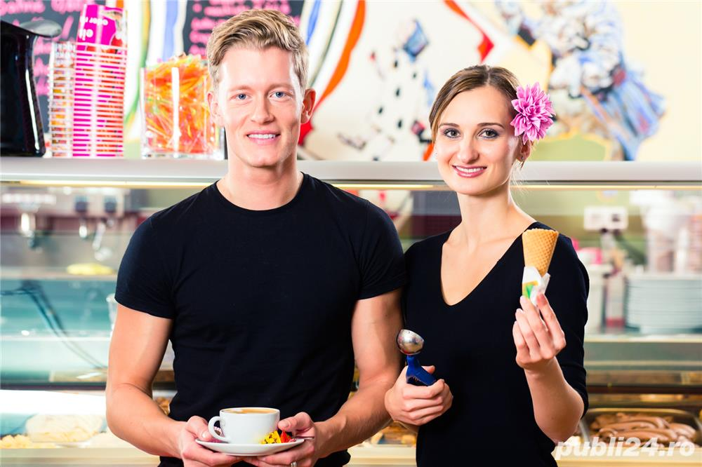 Locuri de munca in gelaterii / Germania