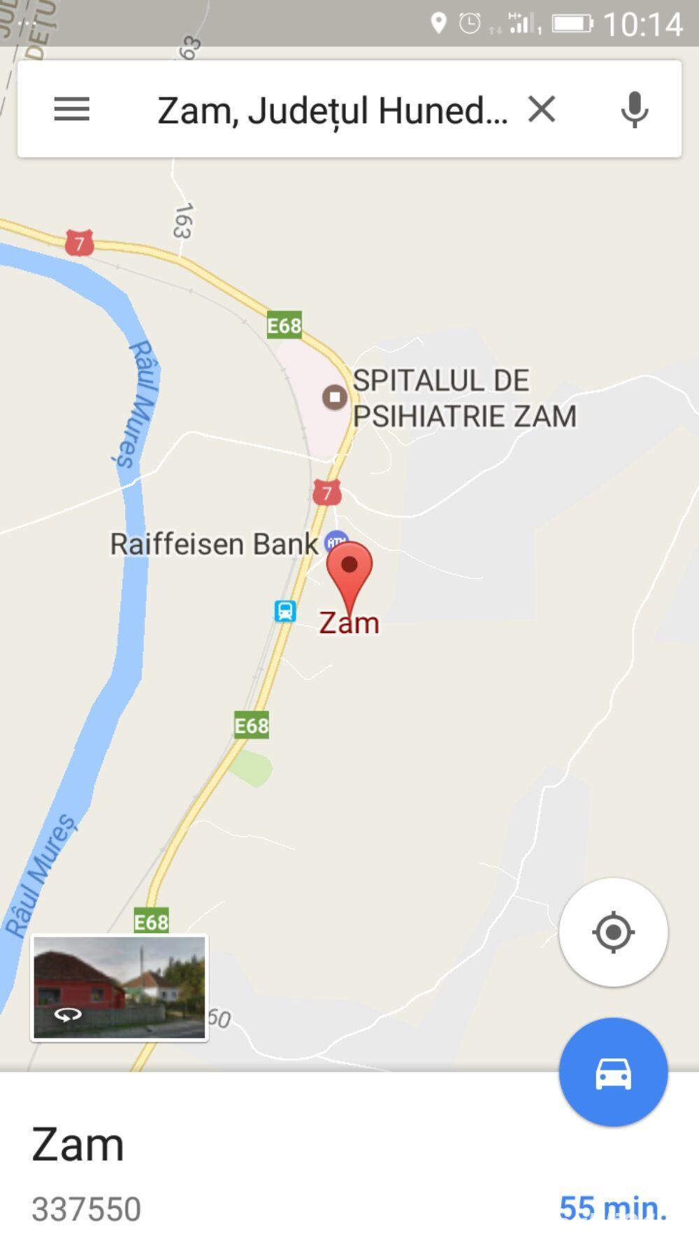Vand teren extravilan 38000mp Zam,Hd