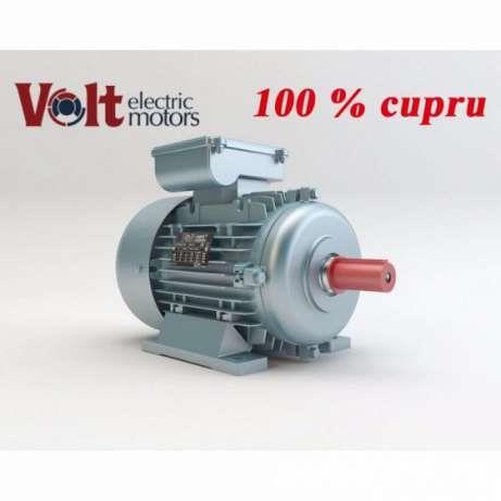 Motor electric trifazic sau motoare monofazice ( de la 3 la 200 kw )