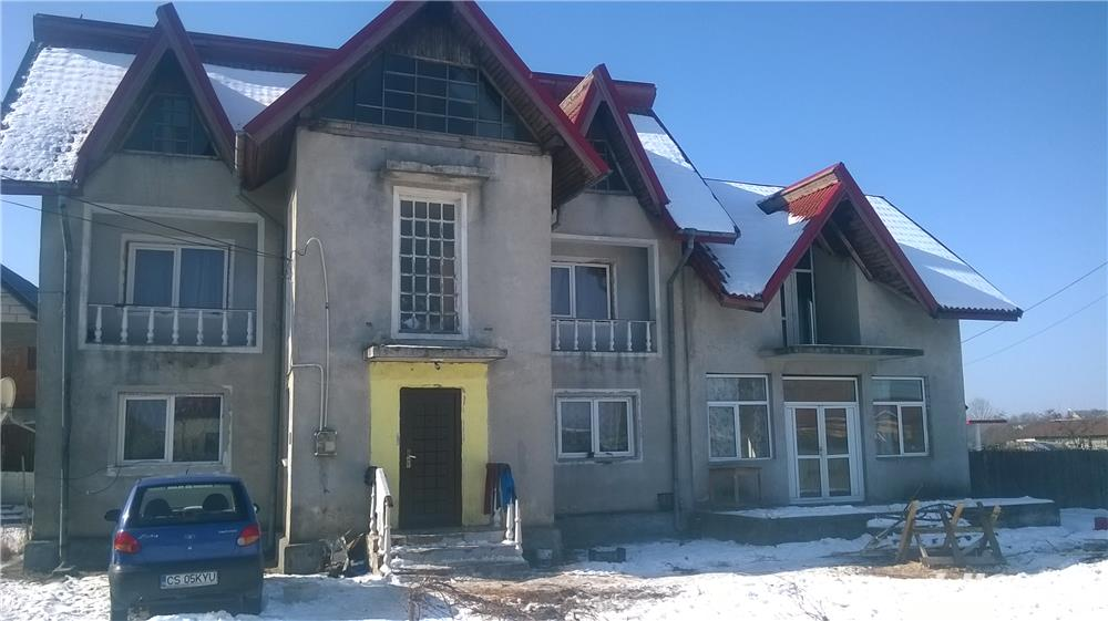 Vand casa duplex in Albota, linga Pitesti