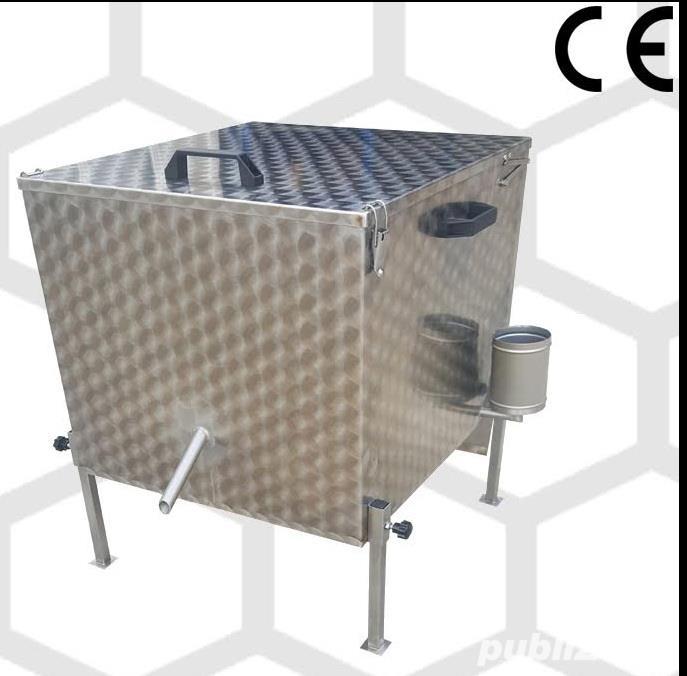 vand topitor  inox 15 rame dadant