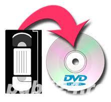 Transfer casete VHS pe DvD