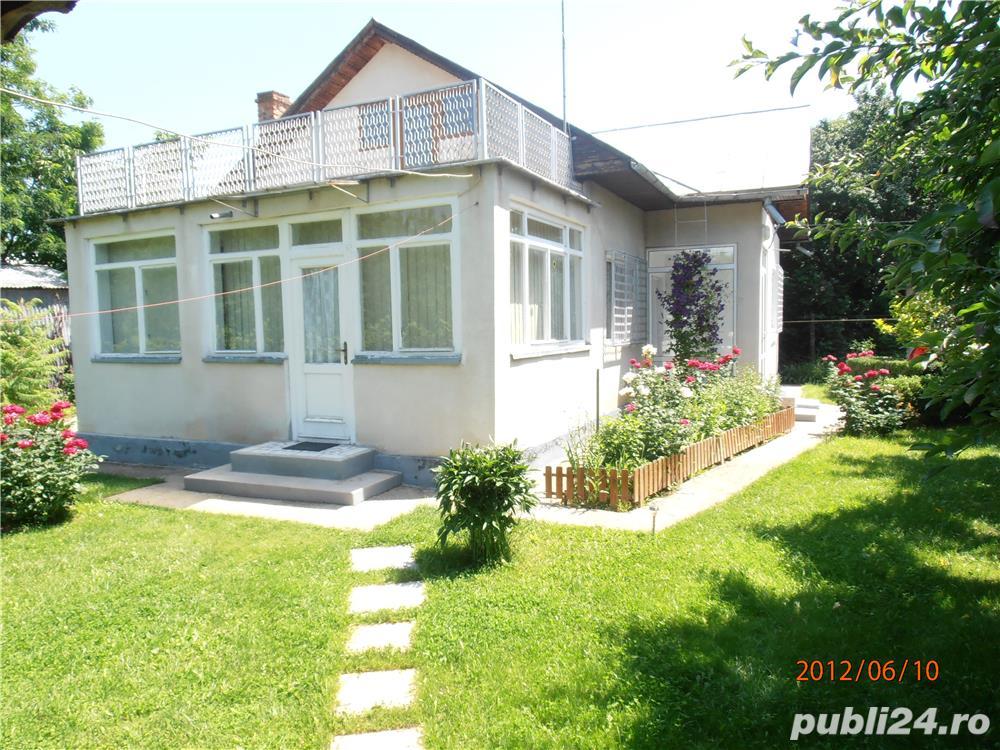 Vanzare casa si teren - Potlogi, judetul Dambovita (55 km distanta de Bucuresti)