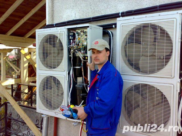 Service/reparatii/Incarcari cu freon R134A;R22;R407C;R404;R410a;R422d