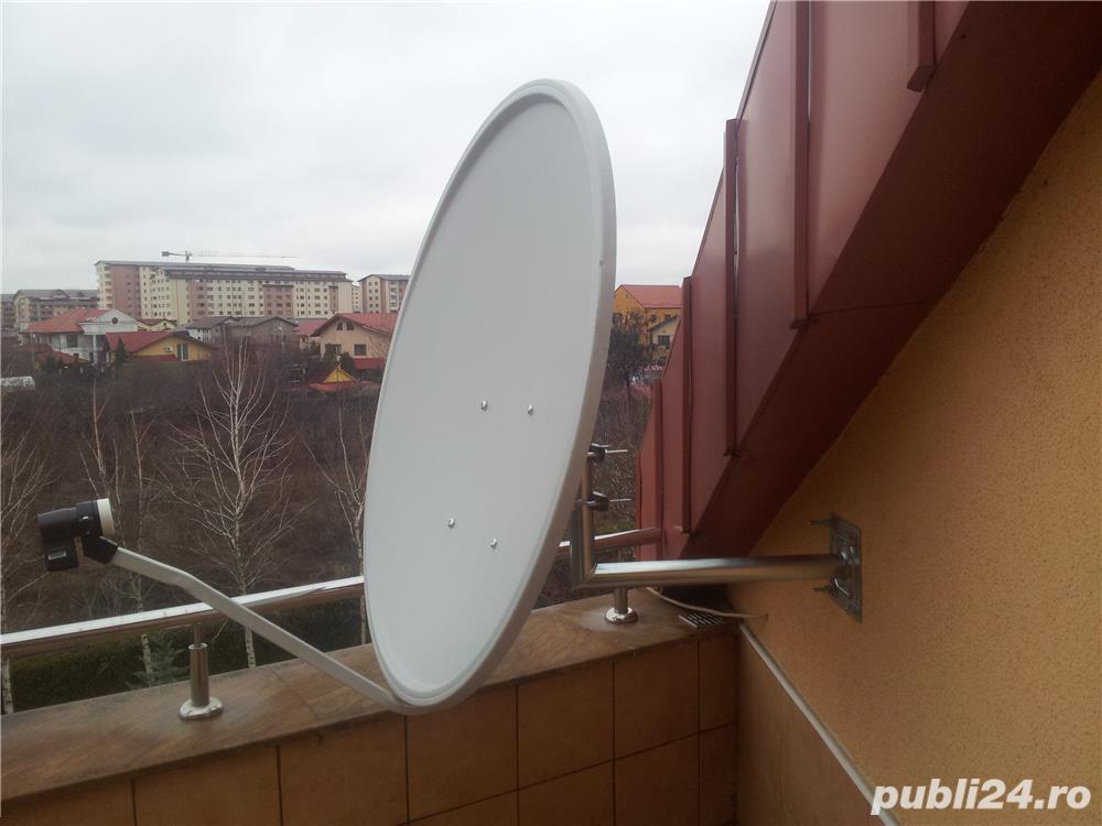 Reglez si montez antene satelit in bucuresti si ilfov