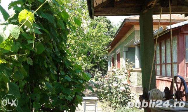 Vand casa de caramida in com Toporu, jud Giurgiu