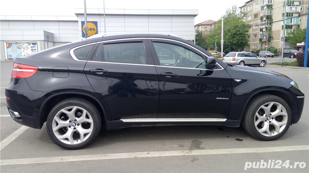 MERITA VAZUT-BMW X6,ARE 102.000 KM 100% REALI,VERIFICABILI LA BMW