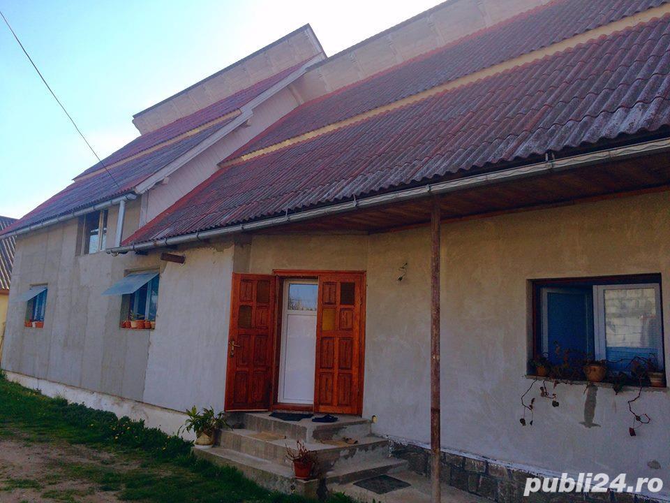 Casa P+M locuibila cu teren aferent 10 ari in Sacalaseni la 8 km de Baia Mare