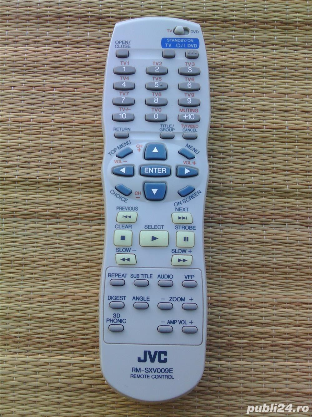 Vand telecomanda JVC RM-SXV009E
