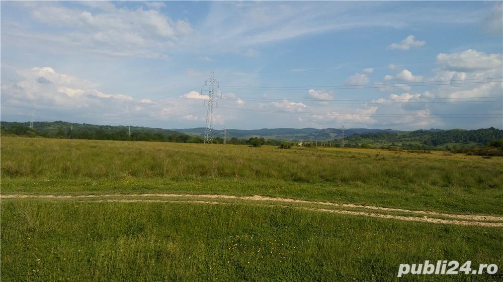 Vanzare  terenuri constructii  17.5 ha Caras Severin, Valeadeni  - 315000 EURO