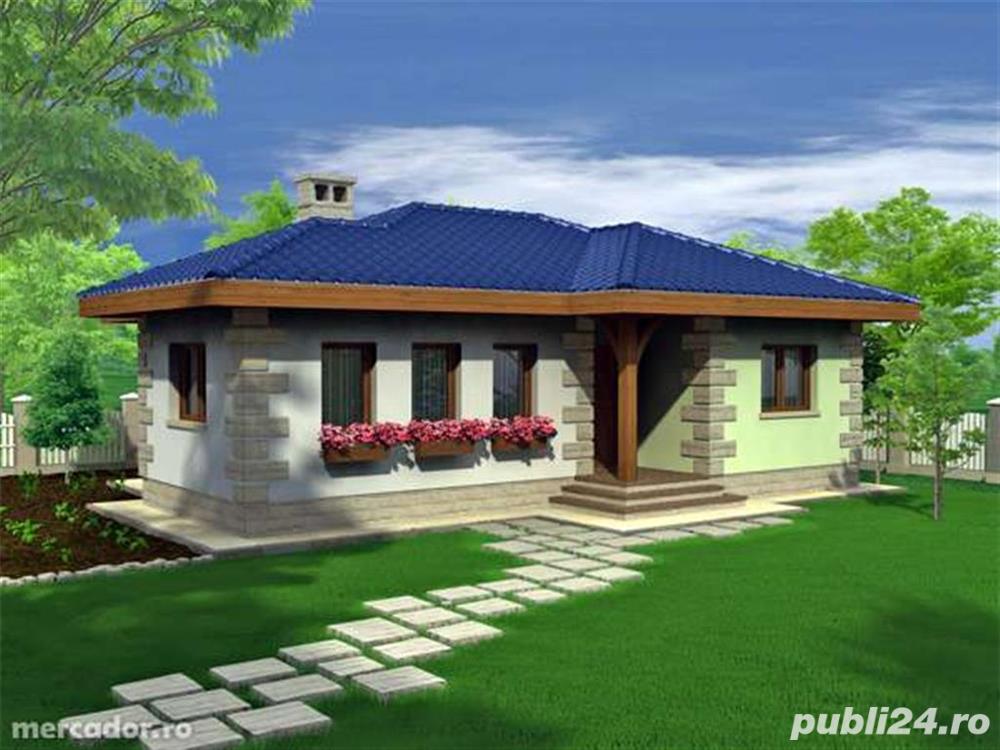 Loc de casa comuna Nanov