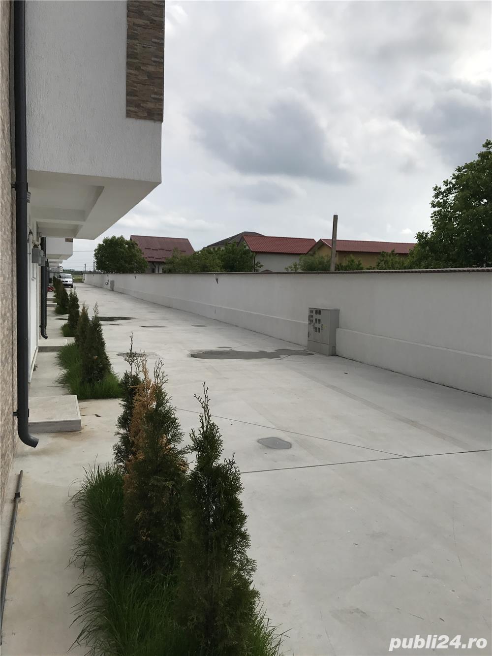 Vila tip duplex, zona rezidentiala noua, Popesti Leordeni