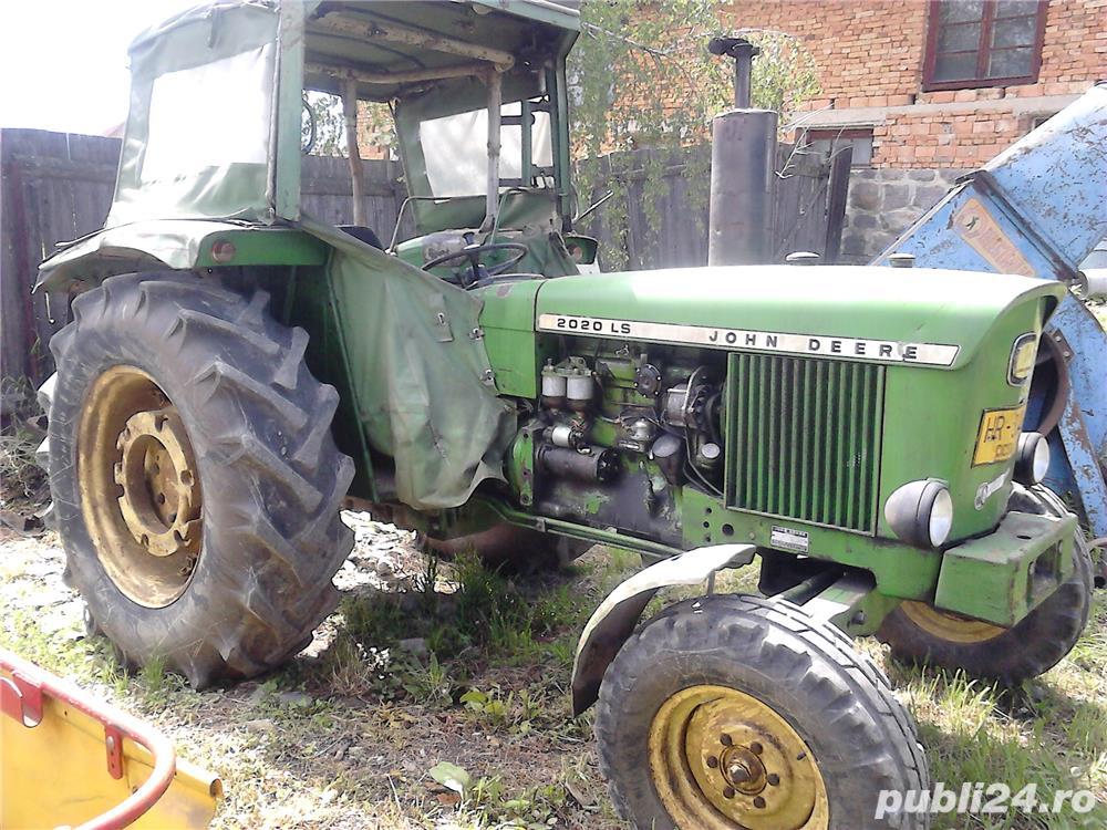 Tractor John deere 2020 S