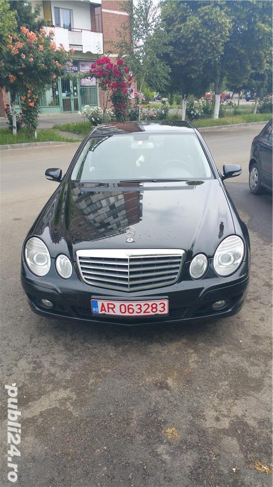 Mercedes-benz e-200