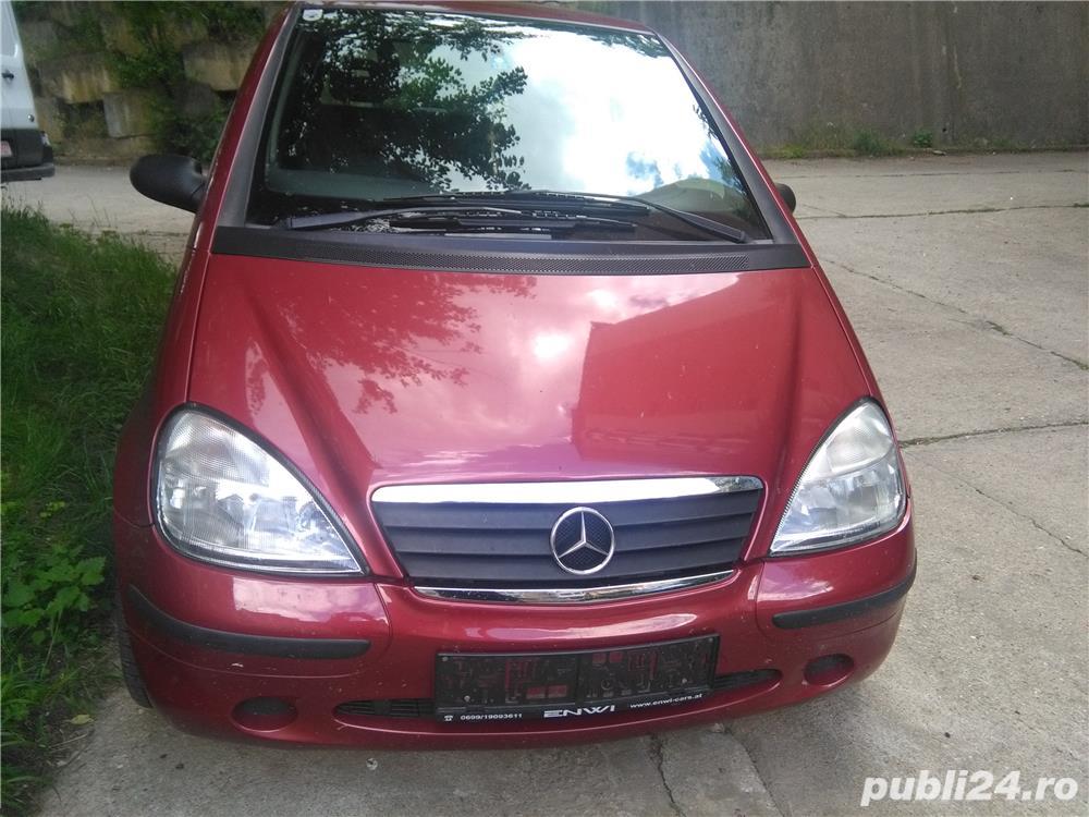 Mercedes-benz A 170