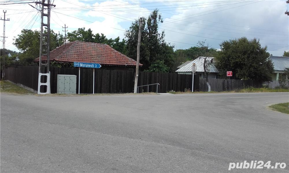 Casa batraneasca in centrul Com. Morunglav