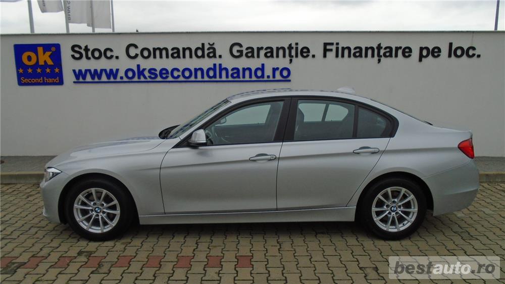 BMW 320d | 4 usi | 16″ | Navi | Senzori parcare | Radio CD | Clima | 2013