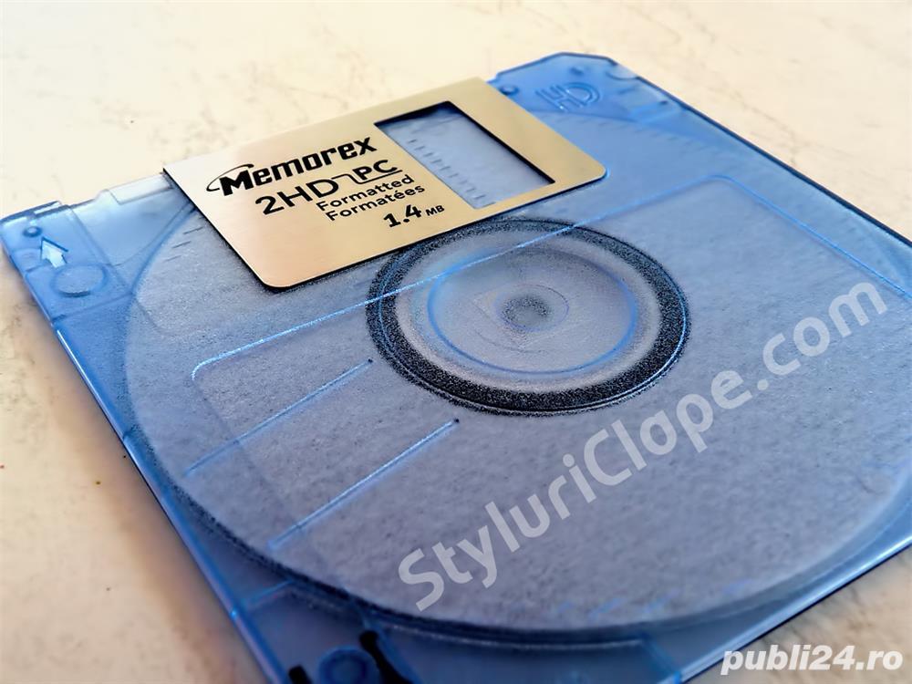 Dischete Floppy 2HD MEMOREX