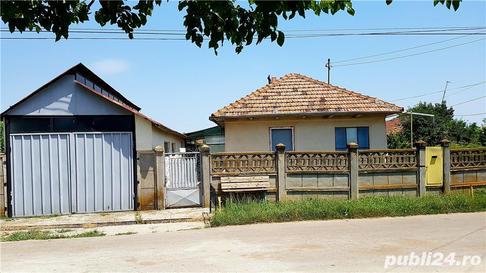 Casa de vanzare - sat Măgula, com. Tomşani, jud. Prahova