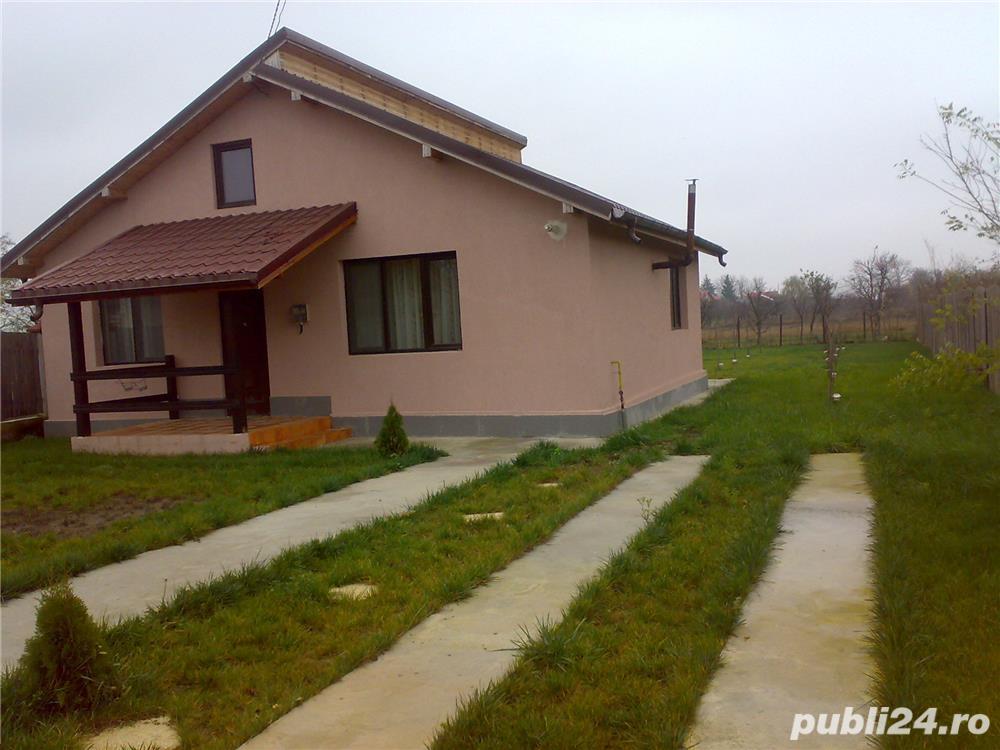 Casa Racari 3 Camere Teren 850mp Deschidere 25ml Constructie 2012
