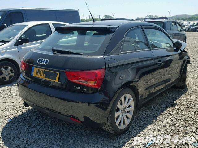 Dezmembrez Audi A1 an 2011 motorizare 1.6 2.0 Diesel.