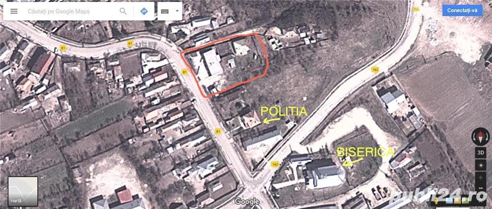 Teren, casa si magazin satesc in Vanatorii Mari - Giurgiu